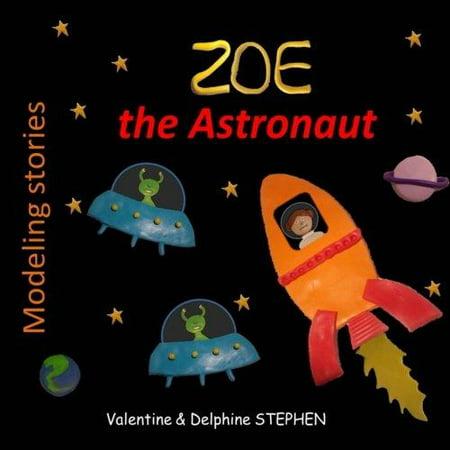 Zoe the Astronaut - Zoe Firefly Costume