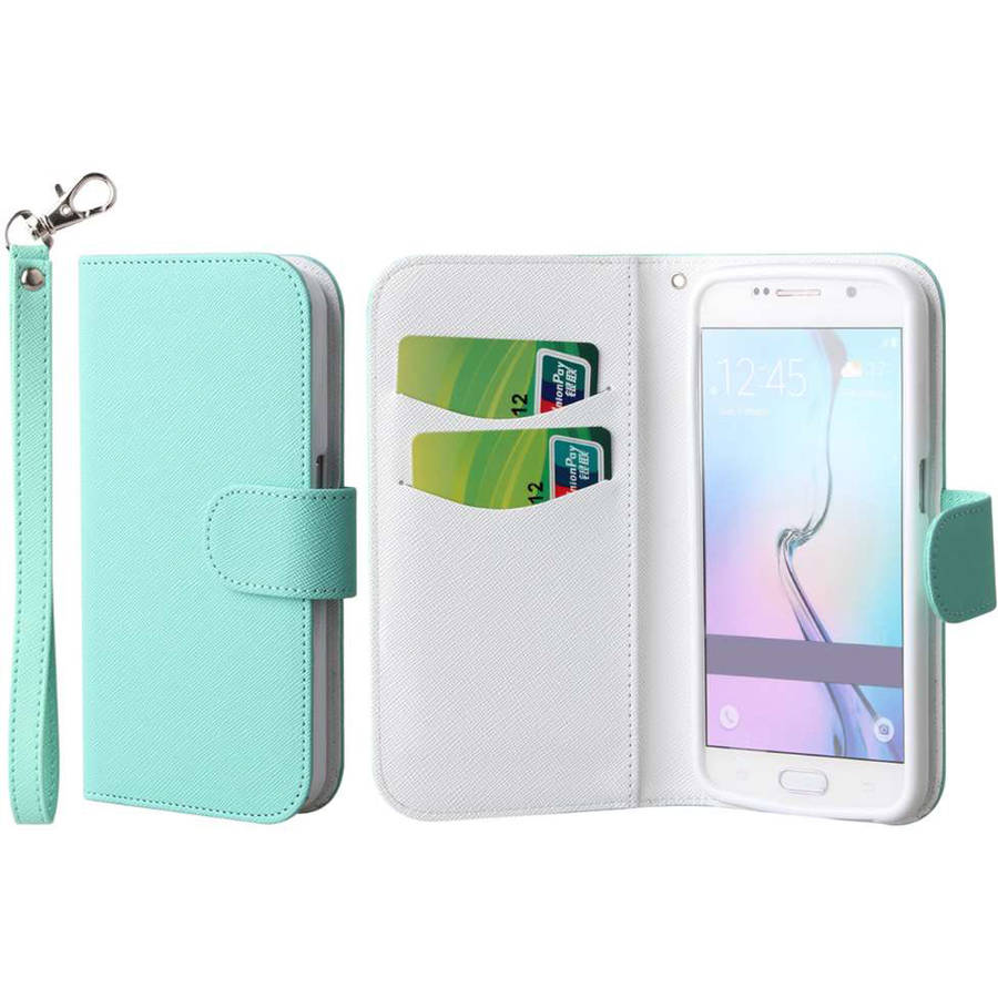 Flex Flip Wallet Case for Samsung Galaxy S6