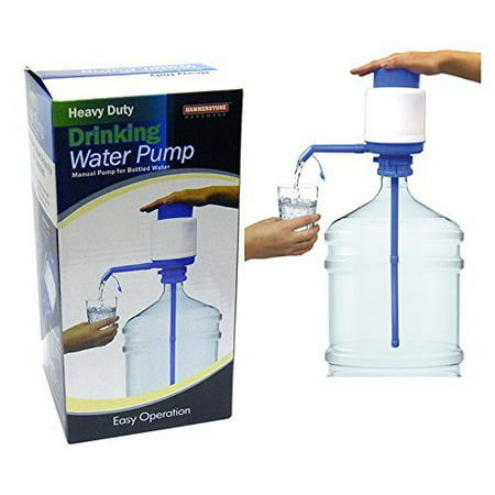 5 Gallon Pumps (Drinking Water Hand Pump WP1 Heavy Duty Drinking Water Pump, 5 gallon Manual Pump for Bottle)
