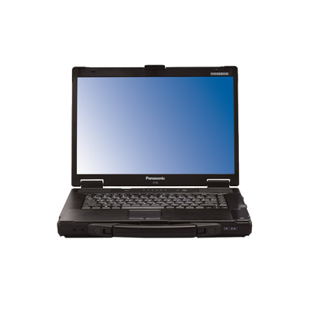 - Refurbished Panasonic Toughbook CF-52 | 1.8GHz CPU | 4GB RAM | 320GB HD | Windows 7 Pro Laptop Notebook Computer