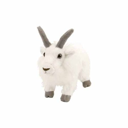 Mountain Goat Mini Cuddlekin By Wild Republic   11473