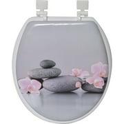 Evideco Chic and Zen Round Toilet Seat