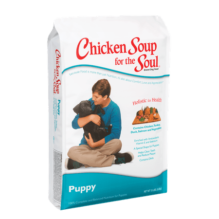 Chicken Soup For The Soul Puppy Dry Dog Food 5lb Walmart