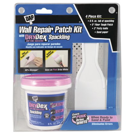 Dap Diffuser (DAP Wall Repair Patch Kit with Drydex Spackling, 8)