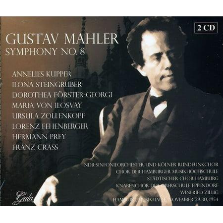Mahler: Symphony No 8 (CD)