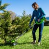 Greenworks 40V 15-Inch Straight Shaft String Trimmer 2.5Ah Battery and Quick Charger Included 2111802