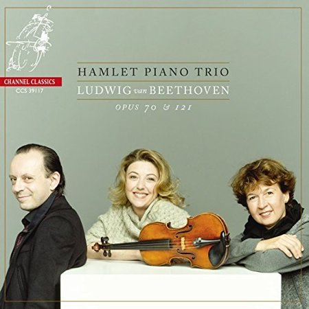 Beethoven: Piano Trios Op.70 And 121A