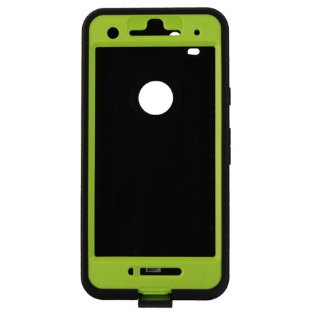 info for 5ffc1 f45f4 LifeProof FRE Series Waterproof Case Cover for Google Pixel 2 - Black/Lime  Green