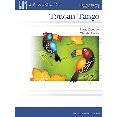 Toucan Tango - 1 Piano, 4 Hands/Mid-Intermediate Level - Sheet Music [Sheet music]