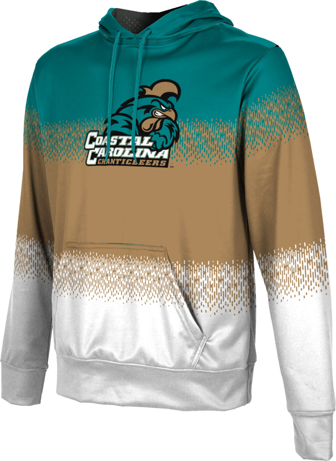 ProSphere Boys' Coastal Carolina University Drip Pullover Hoodie