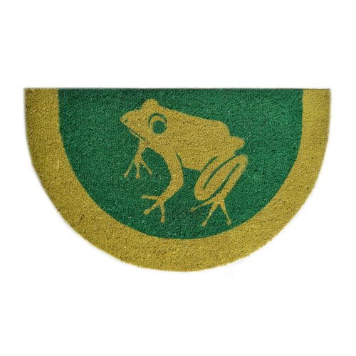 Imports Decor Tufted Frog Doormat