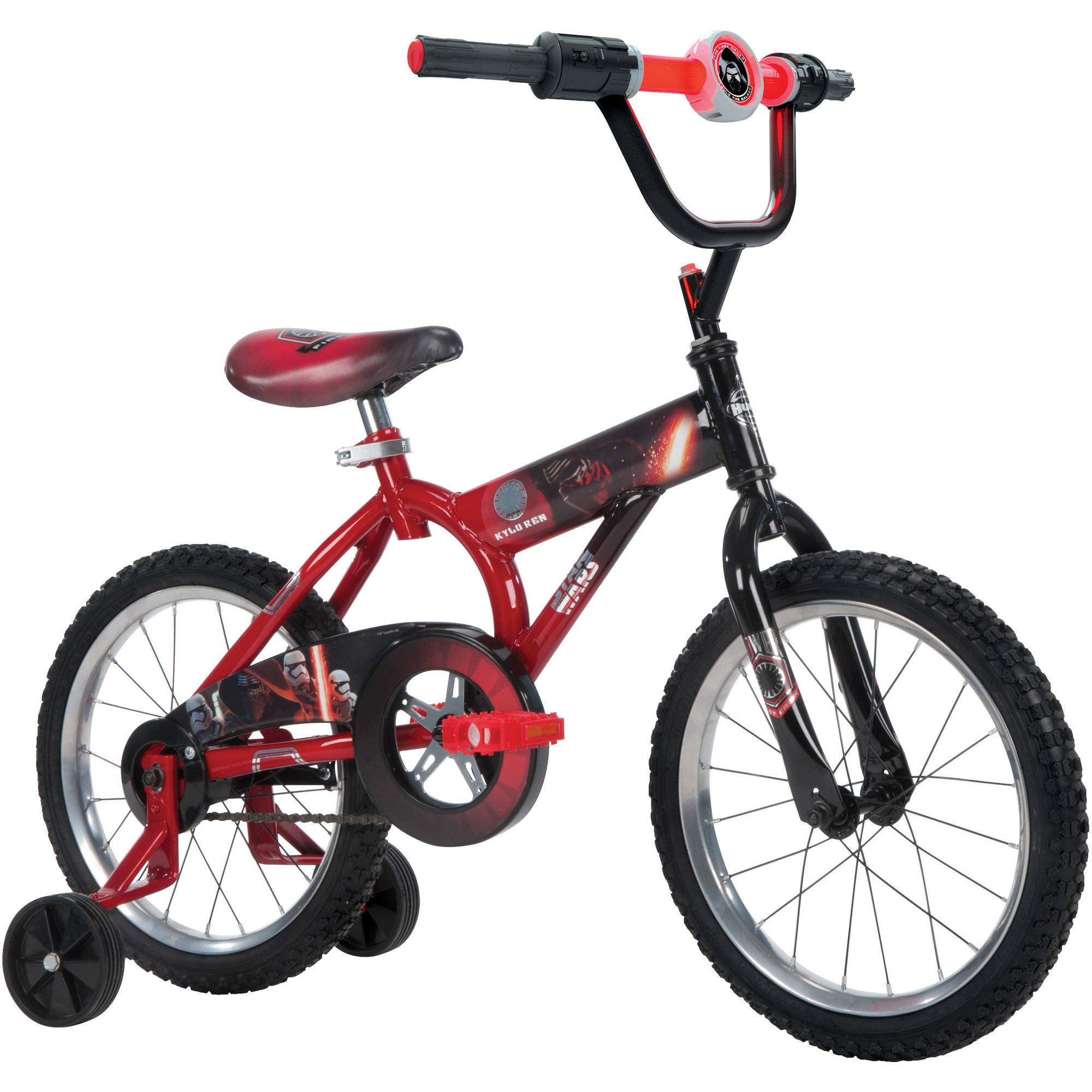 "STAR WARS Episode VII 16"" Boys' Lightsaber Bike by Huffy"
