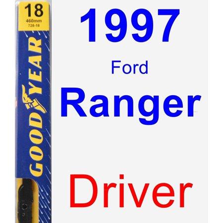 (1997 Ford Ranger Driver Wiper Blade - Premium)
