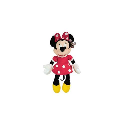 UPD INC 226087 15'' Black/Pink Disney Minnie Plush