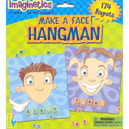 Imaginetics: Make A Face Hangman Game
