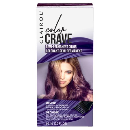 Teal Blue Color (Clairol Color Crave Semi-Permanent Hair Color,)