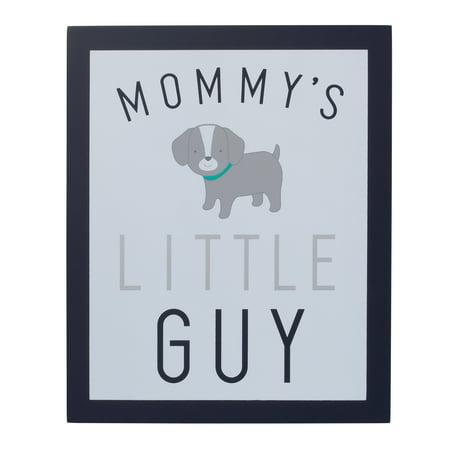 Child of Mine Boy Puppy Wall Art Decor for $<!---->