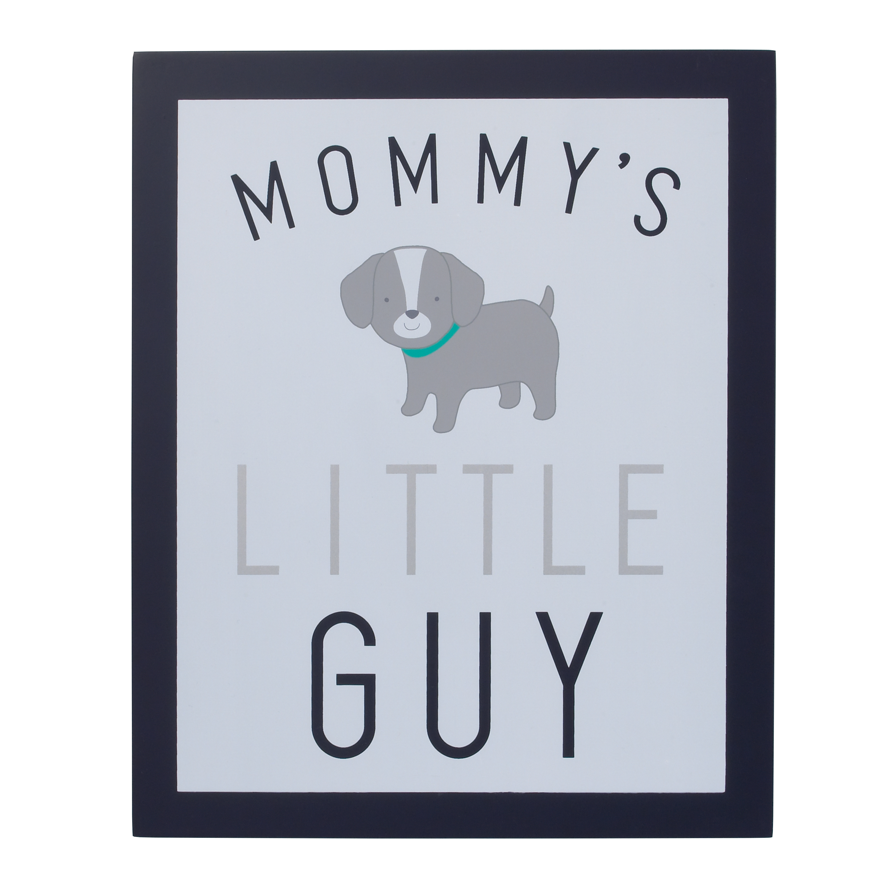 Child of Mine Boy Puppy Wall Art Decor