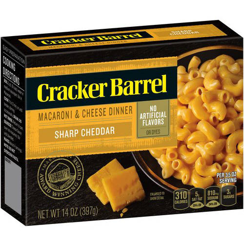 cracker barrel mac and cheese review