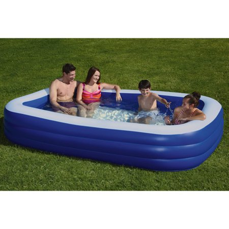 my sunshine 120 x 72 deluxe inflatable swimming pool