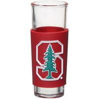 Stanford Cardinal 2oz. PVC Wrap Collector Glass