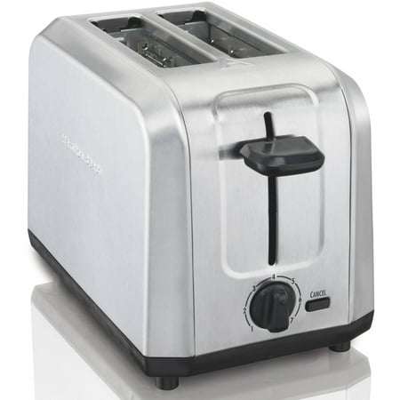 Hamilton Beach Brushed Stainless Steel Toaster | Model# 22910