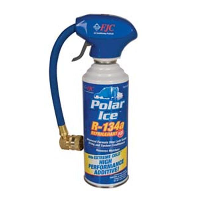 FJC FJ533 14oz R134A Polar Ice with Basic Dispenser
