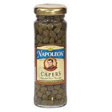 SOLGAR Napoleon Nonpareil Capers Jars (12x3.5Oz)