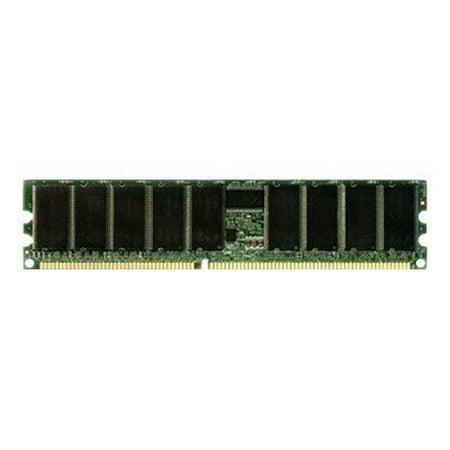 IBM/Lenovo 09N4308 1GB 1X1GB DDR DIMM 184-pin LP 266MHz PC2100 2.5V 2.5-3-3-6 ECC REG 2Rx8  - Refurbished - Fb Dimm Ecc Lp