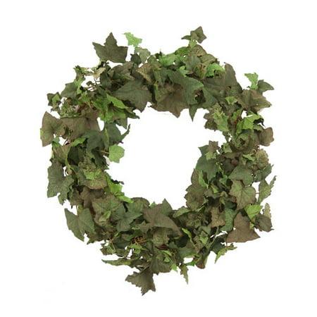 distinctive designs diy foliage artificial ivy wreath walmart com