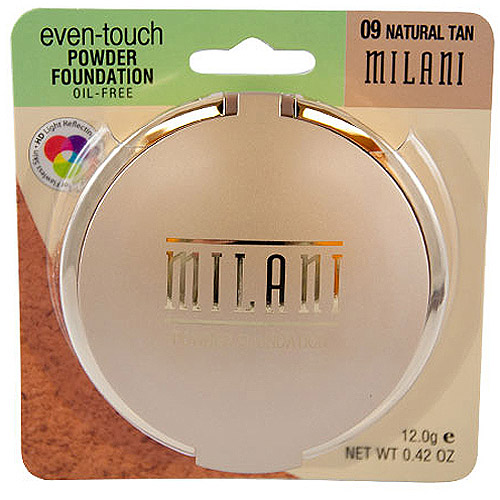 Milani Even-Touch Natural Tan Powder Foundation