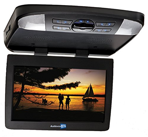 """Audiovox AVXMTG13UHD 13.3"""" Digital LED Back-Lit Monitor with Built-In DVD Player and HDMI MHL Input by Audiovox"""