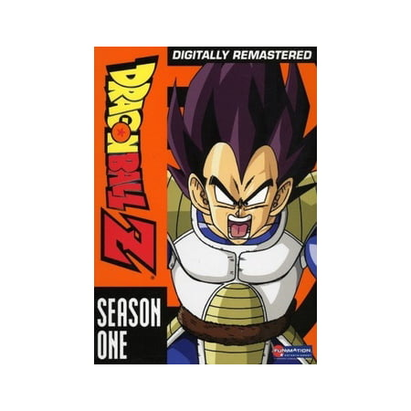 Dragon Ball Z Season 1: Vegas Saga (DVD) (Dragon Ball Z Fusion Saga Full Episodes)