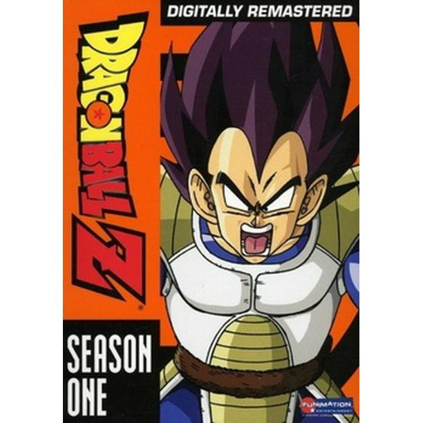 Dragon Ball Z Season 1 Vegas Saga Dvd Walmart Com Walmart Com