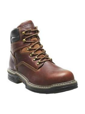 """Wolverine Men's Raider Steel-Toe 6"""" Work Boots"""