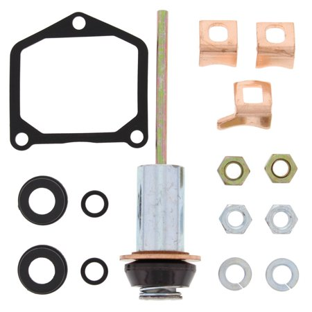 New All Balls Solenoid Repair Kit 79-1102 for Harley FLHPE Police Road King, FLHRSE3 Screamin Eagle Road King, FLHRS Road King Custom, FLHTCUSE2 CVO Ultra Classic Electra Glide, FLHTP Police 2007 (2007 Screamin Eagle Road King For Sale)