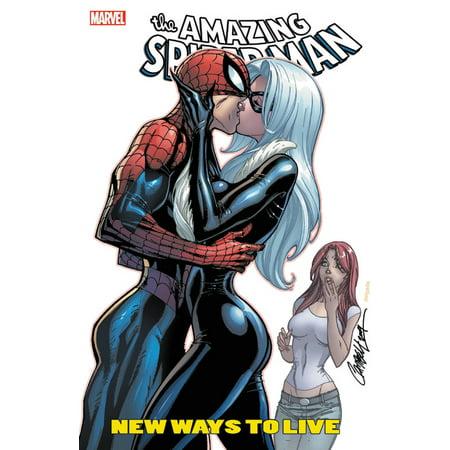 Spider-Man: New Ways to Live - Spiderman Vans