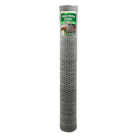 (YARDGARD 72 inch by 150 foot 20 Gauge 2 inch Mesh Poultry Netting)