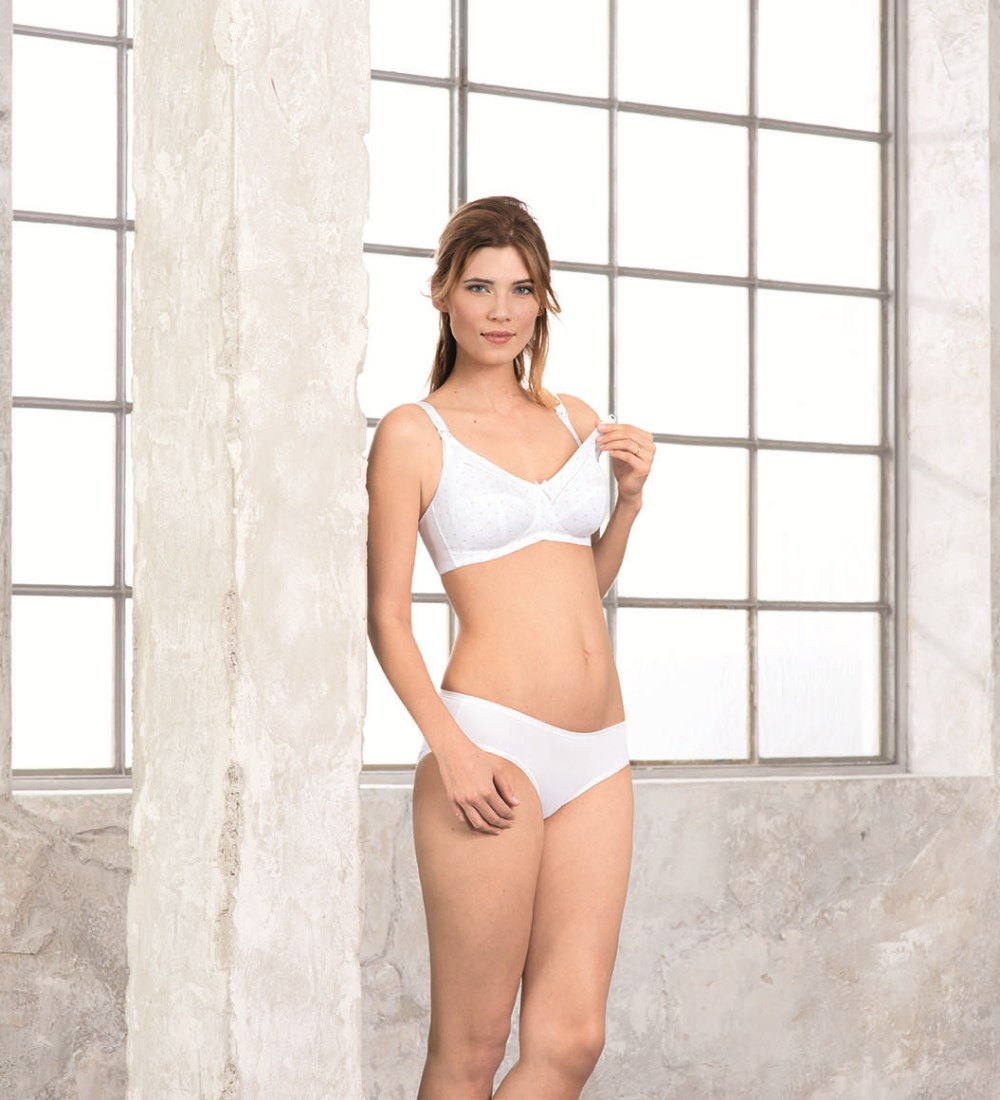 Women/'s Anita Miss Anita Wire-Free Nursing Bra