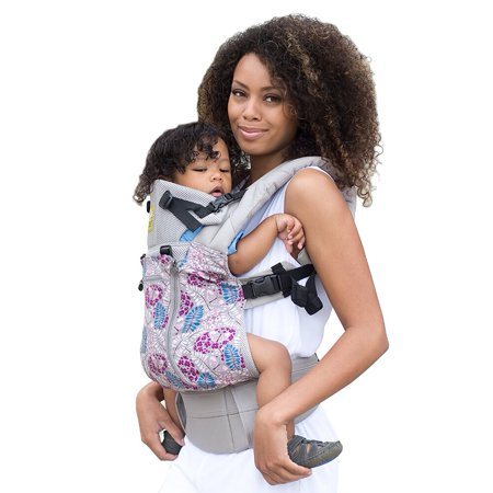 Lillebaby Complete All Seasons Baby Carrier Fall In Fern
