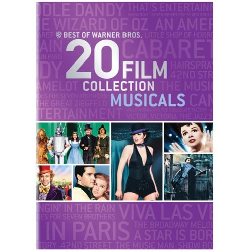 Best of Warner Bros.: 20 Film Collection Musicals (DVD) by Ingram Entertainment