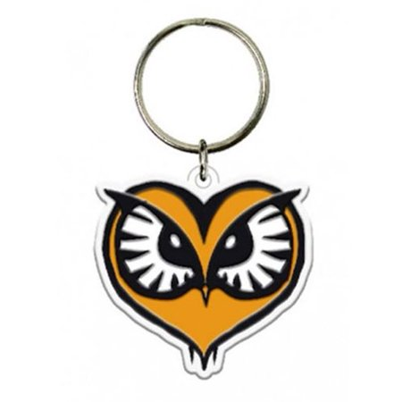 Harry Potter Fantastic Beasts Soft Touch Key Ring Owl Head
