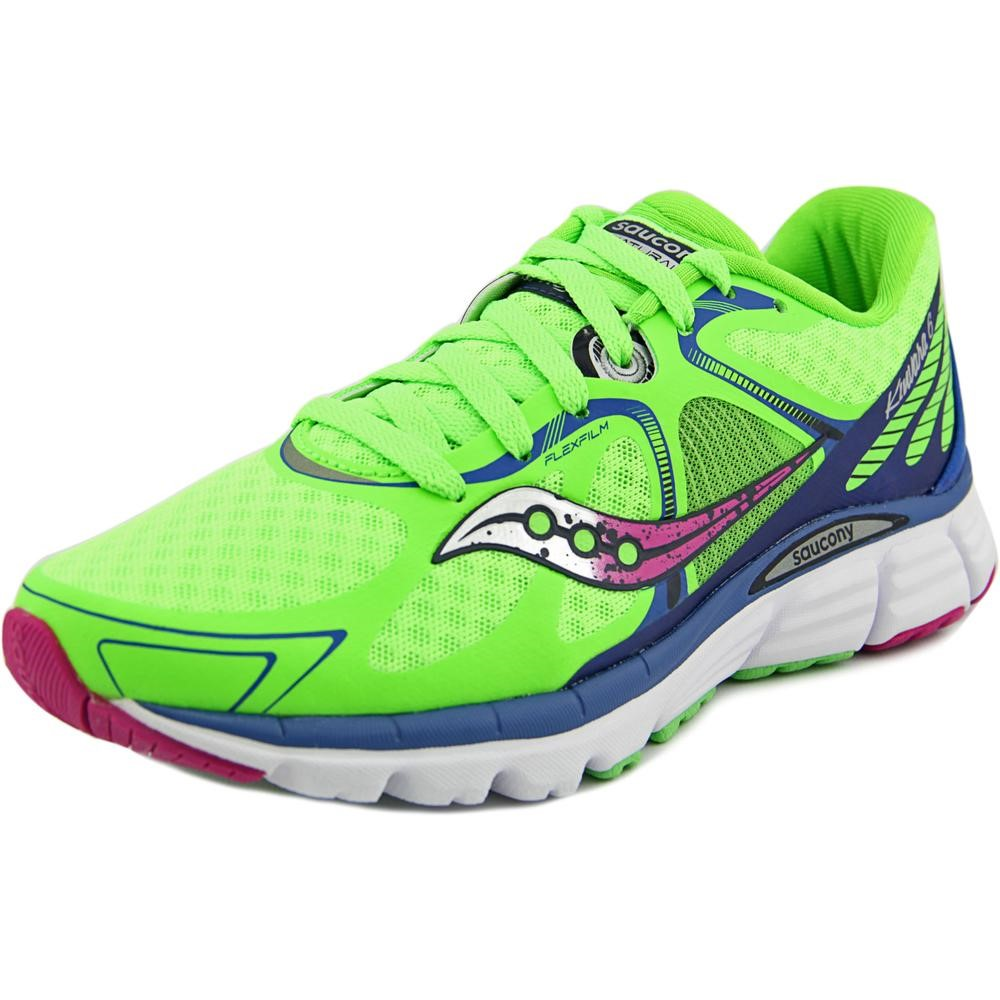 Saucony Kinvara 6 Women US 10 Green Running Shoe UK 8 EU 42
