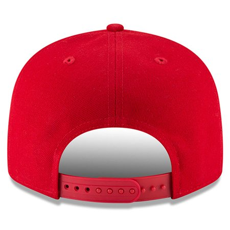 16328fc7a56 New York Mets New Era 2018 MLB All-Star Workout 9FIFTY Snapback Adjustable  Hat - Red - OSFA - Walmart.com