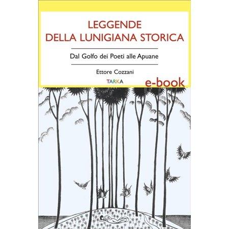 Leggende della Lunigiana storica - eBook](Leggende Halloween)