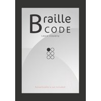 Braille Code Learn : Visually Learning Braille Alphabet Practise Your Language Skills - Letters, Numbers, Practice Sheets (Paperback)