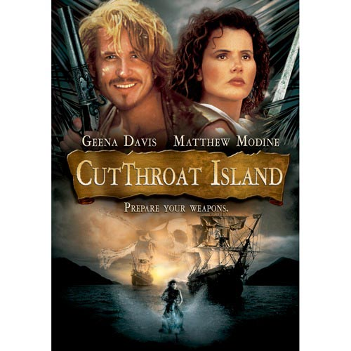 Cutthroat Island (Widescreen)