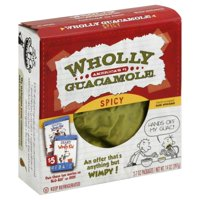 Fresherized Foods Wholly Guacamole, 2 Count