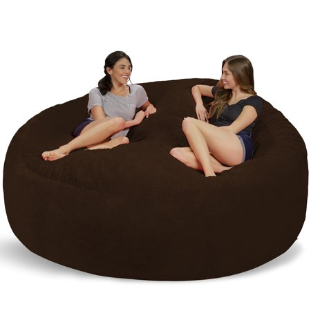 Surprising Huge Bean Bag 8 Ft Gmtry Best Dining Table And Chair Ideas Images Gmtryco