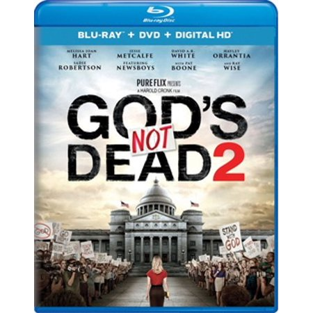 God's Not Dead 2 (Blu-ray)](Halloween Ii Blu Ray Walmart)